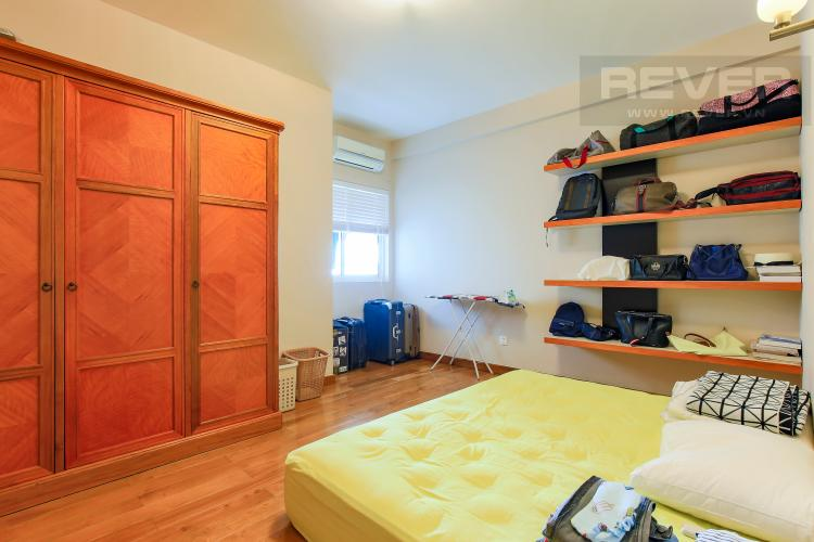 Phòng Ngủ 2 Căn hộ River Garden 2 phòng ngủ, tầng cao, view sông
