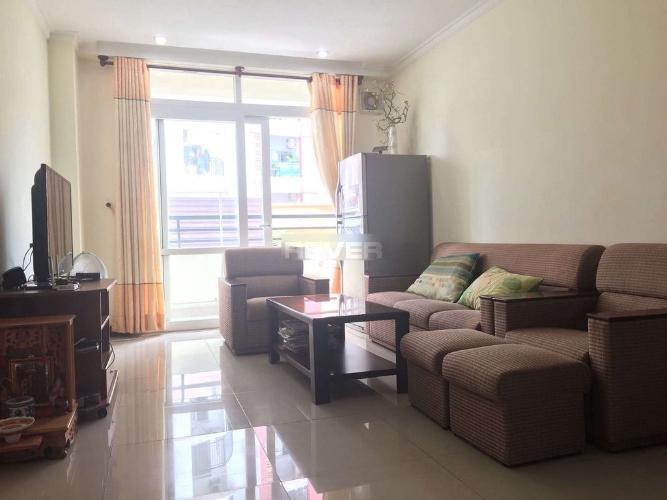Cho thuê căn hộ 2 phòng ngủ 84m2 chung cư Bắc Bình, Bình Thạnh
