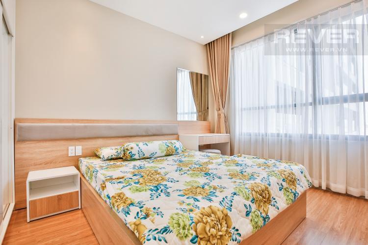Phòng Ngủ 1 Căn hộ The Gold View 2 phòng ngủ hướng Tây Bắc tầng trung A2