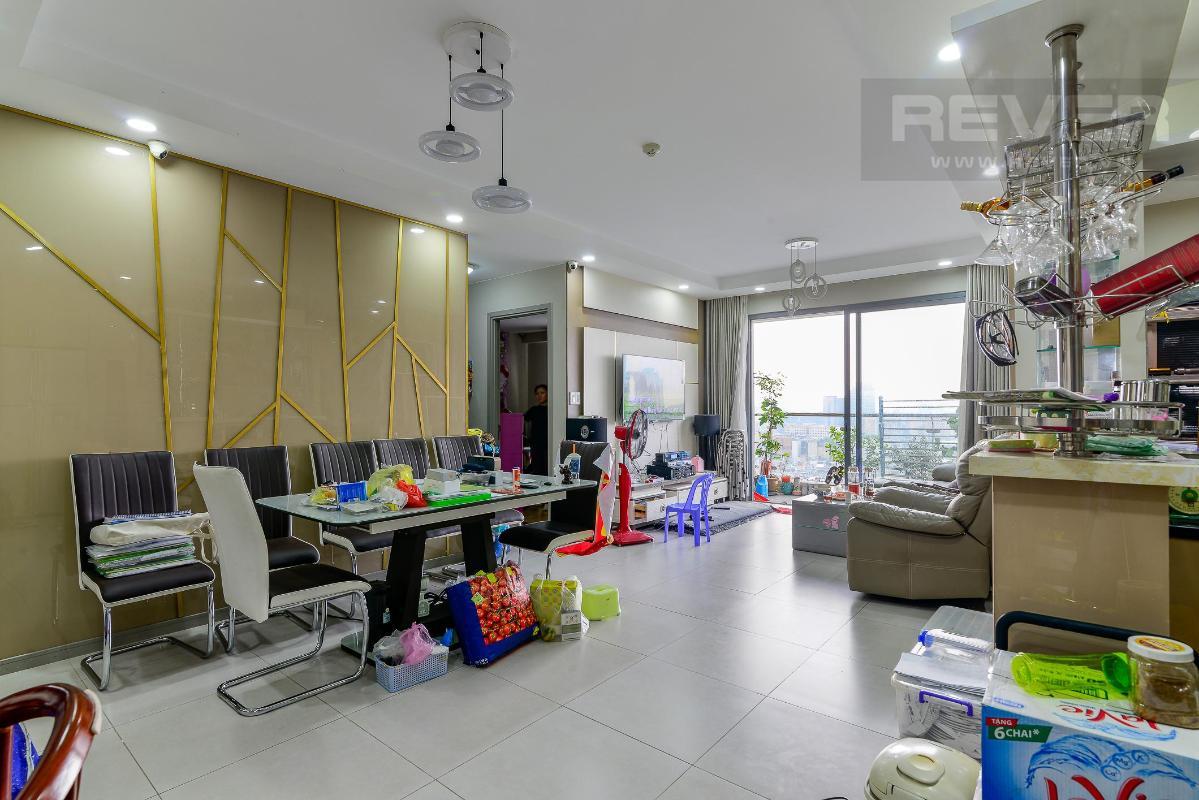 f00ffdf34735a16bf824 Cho thuê căn hộ The Gold View tầng cao, 3PN 2WC, đầy đủ nội thất