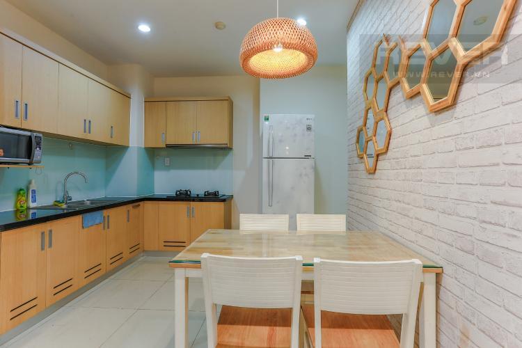 Phòng Ăn Và Bếp Căn hộ Him Lam Riverside 2 phòng ngủ tầng trung nội thất đầy đủ