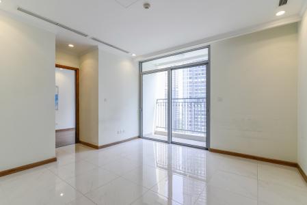 Căn hộ Vinhomes Central Park 1 phòng ngủ tầng trung Central 3