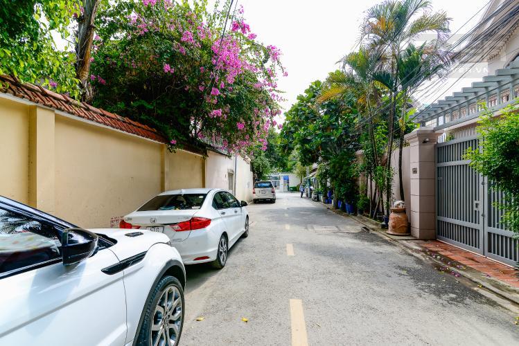 Lộ Giới Bán nhà phố 5 phòng ngủ tại Thảo Điền Quận 2, diện tích 173 m2, đầy đủ nội thất