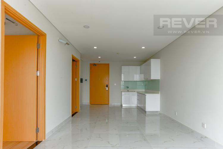Phòng Khách Căn hộ An Gia Riverside 2 phòng ngủ tầng cao block B view sông