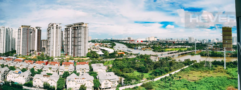 View Bán hoặc cho thuê căn hộ Sunrise Riverside 3PN, tầng trung, đầy đủ nội thất, view sông Rạch Dĩa