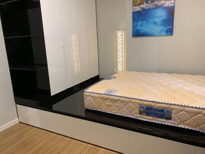 Phòng ngủ Masteri An Phú Quận 2 Căn hộ tầng cao Masteri An Phú 1 phòng ngủ.