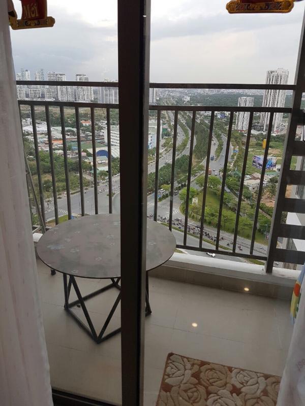 05a68925758d92d3cb9c Cho thuê căn hộ The Sun Avenue 2PN, block 7, đầy đủ nội thất, diện tích 79m2, view đại lộ Mai Chí Thọ