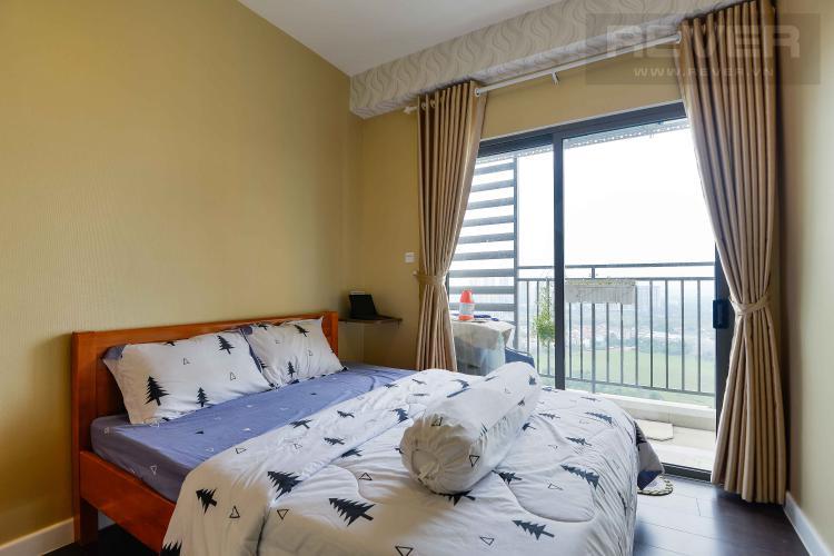 Phòng Ngủ 3 Cho thuê căn hộ The Sun Avenue 3PN tầng cao Block 1 sở hữu view đẹp, diện tích 90m2, nội thất đầy đủ
