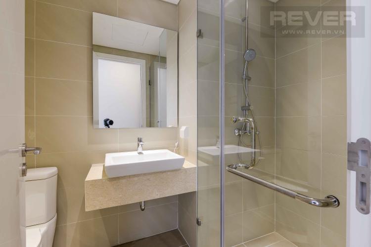 Toilet 3 Bán hoặc cho thuê căn hộ dual key Diamond Island - Đảo Kim Cương 3PN, đầy đủ nội thất, view sông thoáng mát