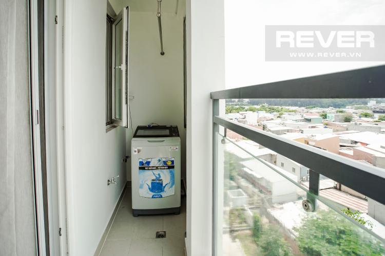 Balcony Cho thuê căn hộ Florita tầng thấp 2 phòng ngủ, đầy đủ nội thất