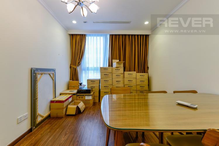 Phòng ngủ 1 Căn hộ Vinhomes Central Park tầng cao, tháp Landmark 5, 2PN, view đẹp