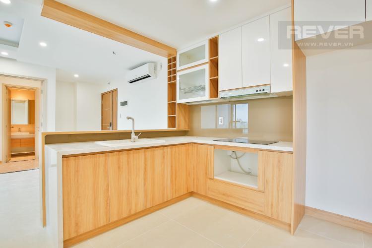 Bếp Căn hộ New City Thủ Thiêm 3 phòng ngủ tầng thấp BA hướng Đông Nam