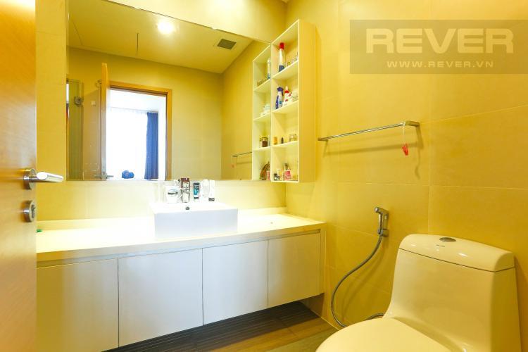 Phòng Tắm Căn hộ The Vista An Phú tầng trung, 2PN, nội thất đầy đủ, view hồ bơi