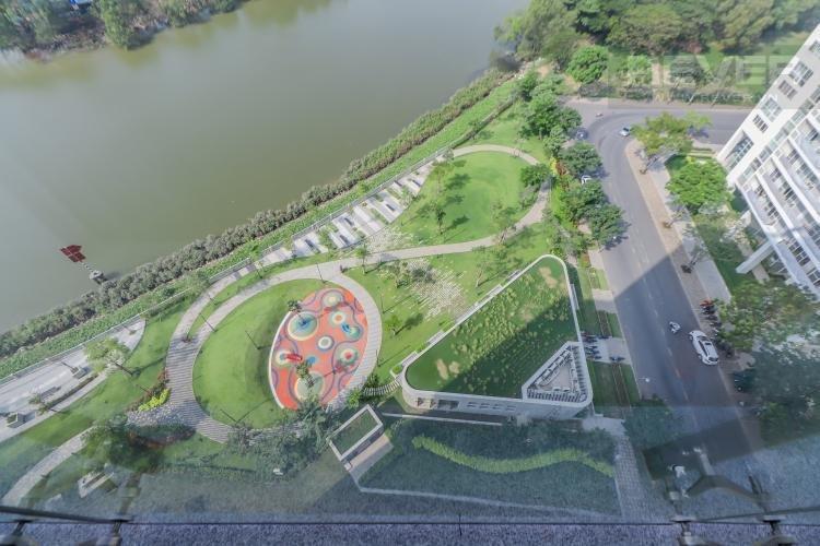 Căn hộ RiverPark Premier, Quận 7 Căn hộ RiverPark Premier nội thất cơ bản, view công viên nội khu.