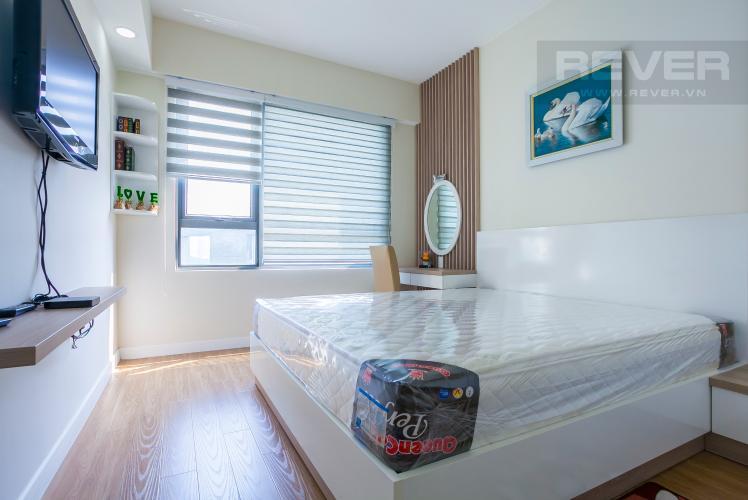 Phòng Ngủ 1 Căn hộ Masteri Thảo Điền 2 phòng ngủ tầng thấp T5 view hồ bơi