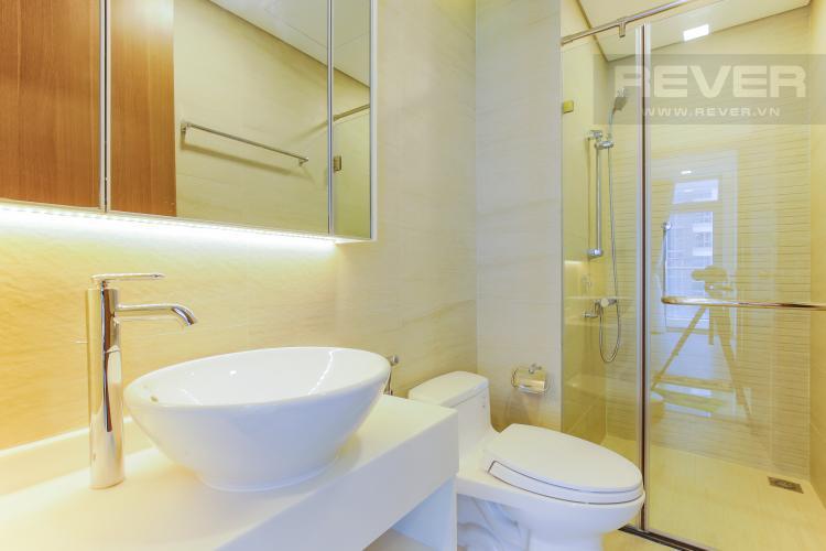 Phòng Tắm 2 Căn hộ Vinhomes Central Park tầng cao Park 5 nội thất đẹp, view sông