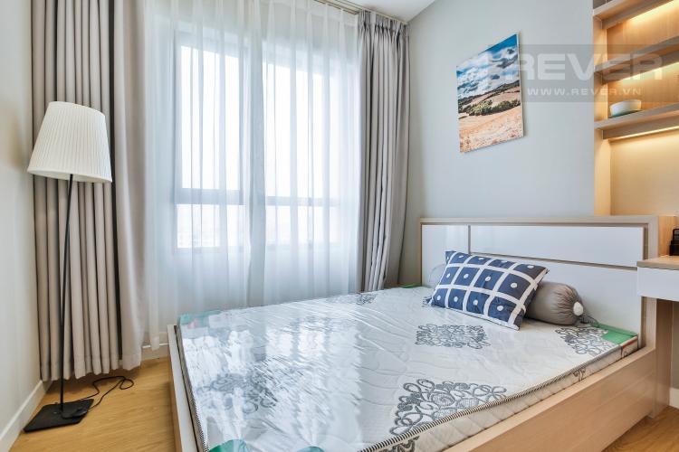 Phòng Ngủ 1 Căn hộ Masteri Thảo Điền 2 phòng ngủ tầng cao T1 hướng Tây Bắc