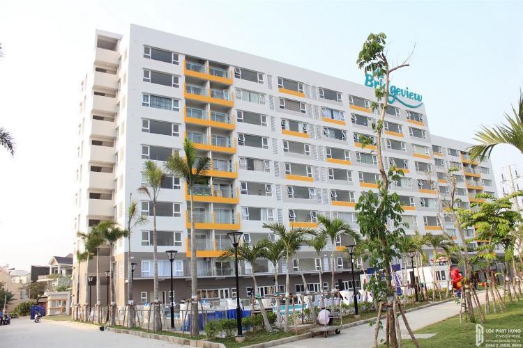 Bán căn hộ tầng thấp E-home 5 The Bridgeview, nội thất cơ bản.