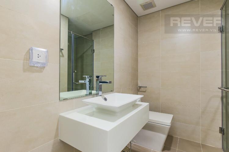 Phòng Tắm 1 Bán căn hộ Masteri Millennium tầng cao, 2PN, view sông