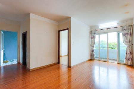 Căn hộ Orient Apartment 2 phòng ngủ tầng thấp hướng Đông Bắc