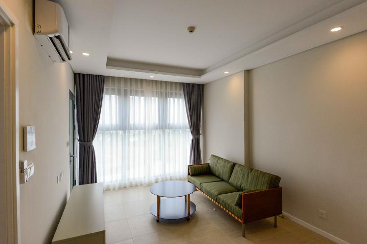 Cho thuê căn hộ Diamond Island - Đảo Kim Cương 1PN, tầng thấp, đầy đủ nội thất, view trực diện sông