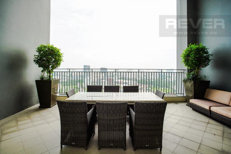 Tiện Ích Cho thuê căn hộ Riviera Point 2PN, tầng trung, tháp T4, đầy đủ nội thất, view sông mát mẻ