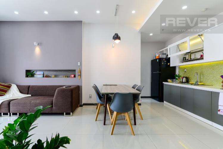 Phòng Ăn Bán căn hộ Tropic Garden 2PN, đầy đủ nội thất, view sông Sài Gòn và Landmark 81