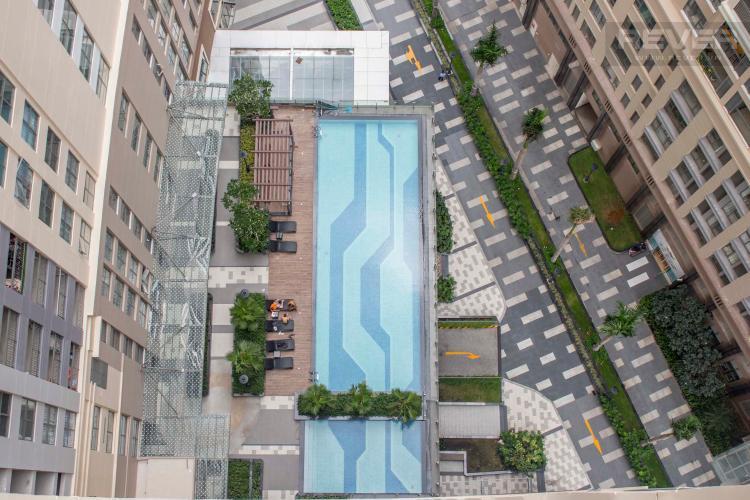 View Nội Khu Bán hoặc cho thuê căn hộ Saigon Royal 2PN, tháp A, đầy đủ nội thất, view hồ bơi