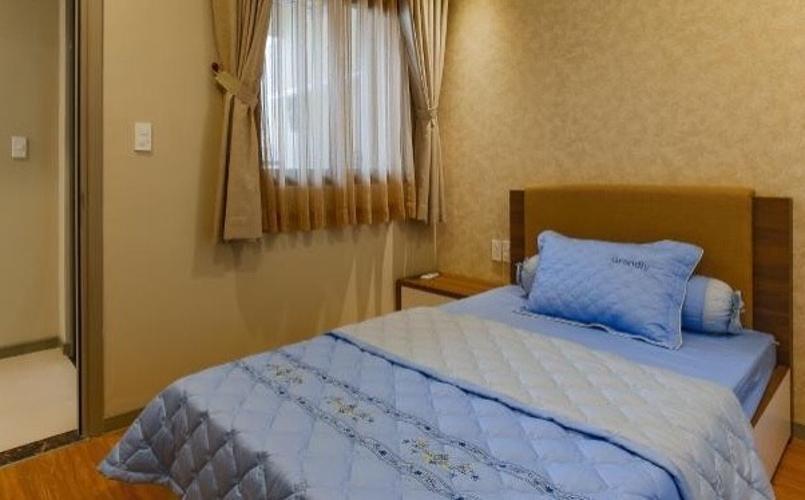 Phòng ngủ căn hộ THE GOLD VIEW Bán căn hộ The Gold View, diện tích 80.7m2