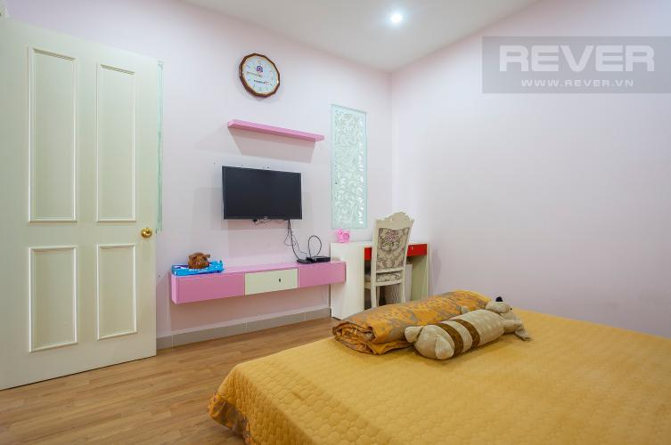 Phòng Ngủ 2 Căn hộ Chung cư Phúc Yên 2 phòng ngủ tầng cao nội thất đầy đủ