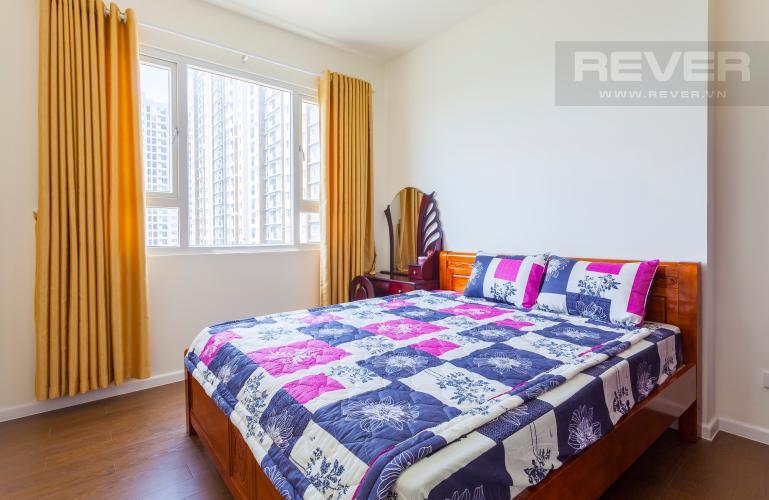 Phòng ngủ 1 Căn góc The Park Residence trung tầng tháp B2 đầy đủ nội thất