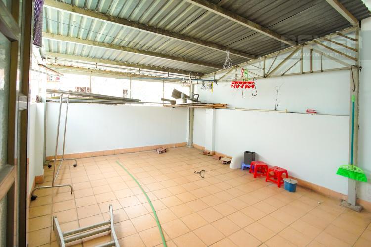 Sân Phơi Cho thuê nhà phố 3 tầng, phường Bình An, Q2, diện tích đất 92m2, đường trước nhà 2 ô tô tránh nhau