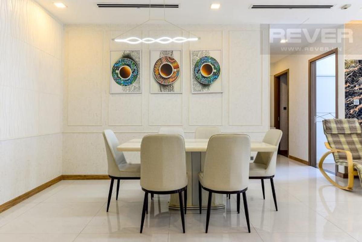 okCnH63GcxpIoV3F Cho thuê căn hộ Vinhomes Central Park 3PN, tháp Park 1, đầy đủ nội thất , hướng ban công Tây Nam
