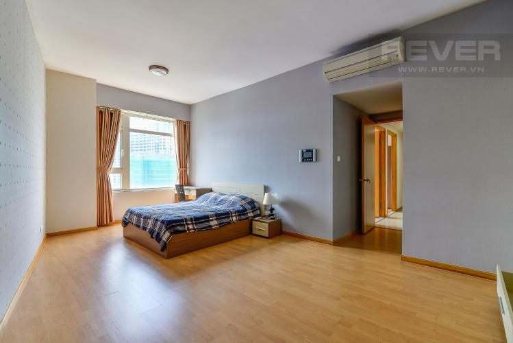 Phòng Ngủ 1 Cho thuê căn hộ Saigon Pearl 3PN đầy đủ nội thất