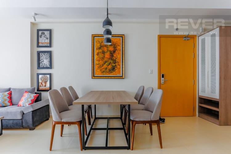 Phòng Ăn Căn hộ M-One Nam Sài Gòn 3 phòng ngủ tầng trung T1 hướng Đông Bắc