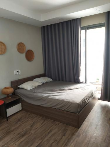 Phòng ngủ căn hộ The Gold View Căn hộ The Gold View 3 phòng ngủ nội thất đầy đủ, ban công rộng.