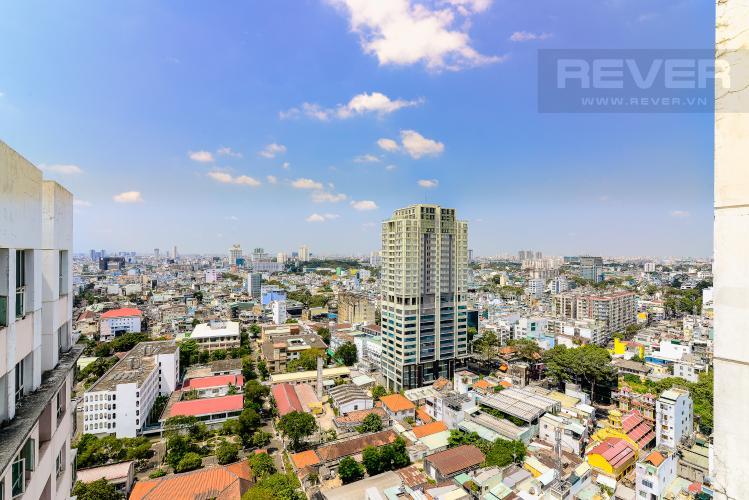 View Cho thuê căn hộ chung cư Phúc Thịnh diện tích 196m2 3PN 3WC, nội thất cao cấp, view thành phố