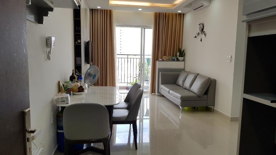 Bán căn hộ tầng thấp, view thành phố, nội thất đầy đủ Sunrise Riverside