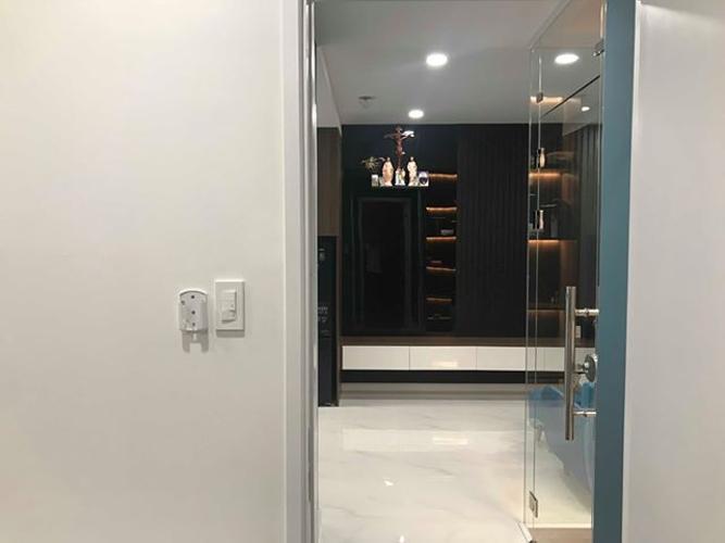 Phòng ngủ căn hộ SUNRISE RIVERSIDE Bán hoặc cho thuê căn hộ Sunrise Riverside 2PN, diện tích 70m2, đầy đủ nội thất, view hồ bơi