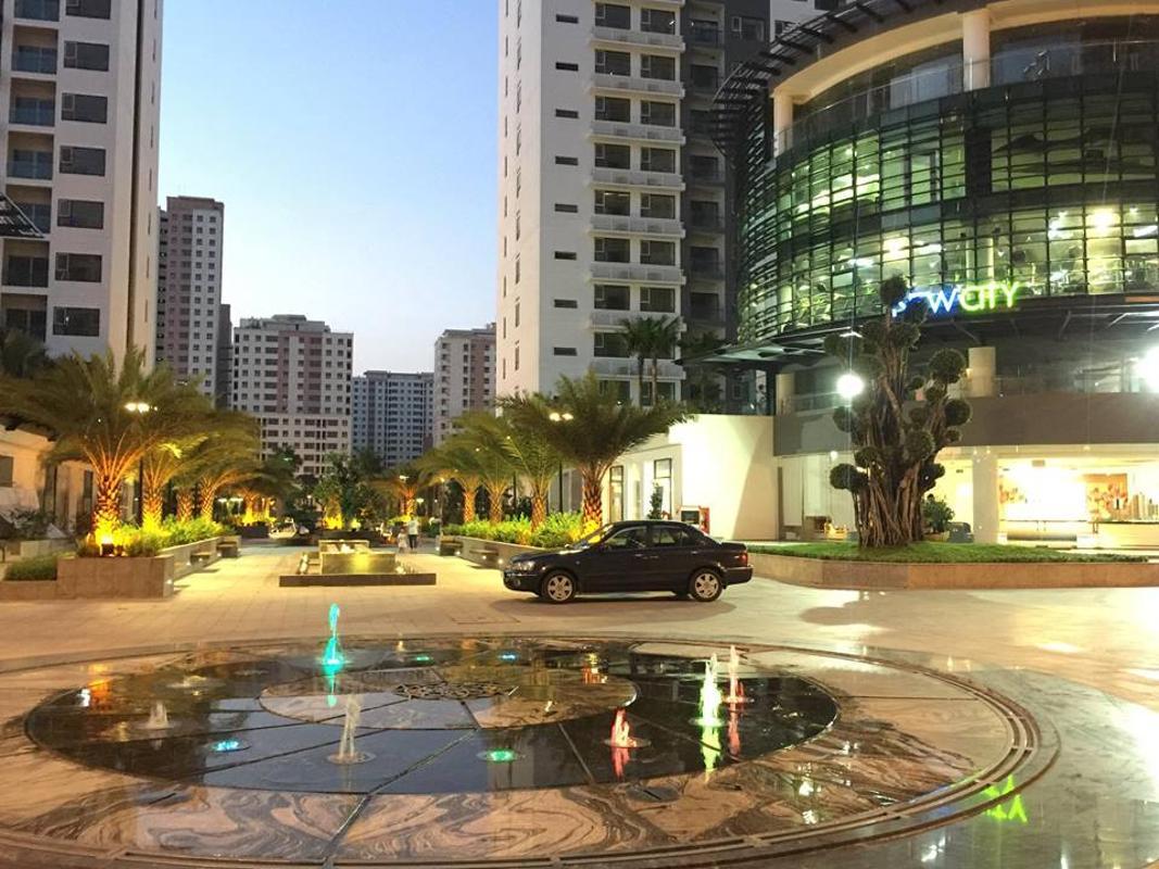 Trung Tâm nội khu Sang nhượng Hợp đồng thuê shophouse New City Thủ Thiêm, còn thời hạn 3 năm, căn góc 2 mặt tiền, đầy đủ nội thất