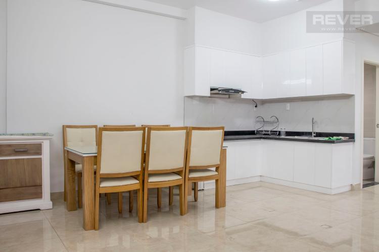 Phòng Ăn Bán căn hộ Luxcity 2PN, tầng thấp, block A, diện tích 83m2, đầy đủ nội thất