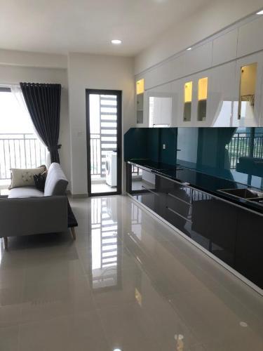 Căn hộ tầng trung The Sun Avenue 3 phòng ngủ, nội thất đầy đủ.
