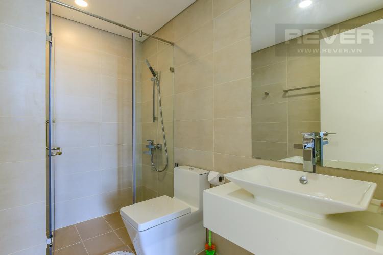 Phòng Tắm 1 Cho thuê căn hộ Masteri Millennium tầng trung, đầy đủ nội thất, 2PN