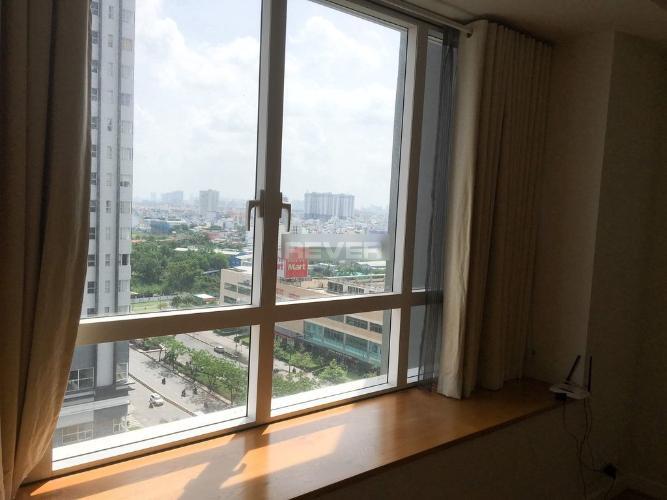 View từ  căn hộ Sunrise City Căn hộ Sunrise City đầy đủ nội thất, ban công thoáng mát.