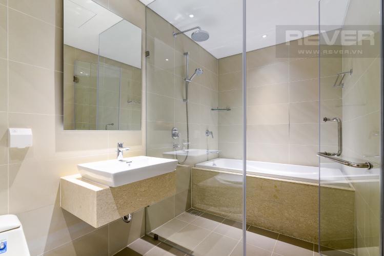 Phòng Tắm 2 Cho thuê căn hộ Diamond Island - Đảo Kim Cương 2PN, đầy đủ nội thất, view hồ bơi