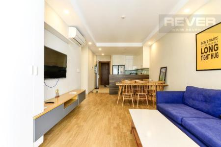 Bán hoặc cho thuê căn hộ The Gold View 2PN, tầng thấp, diện tích 82m2, đầy đủ nội thất