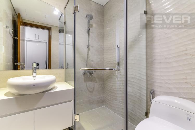 Phòng Tắm 2 Căn góc Vinhomes Central Park 3 phòng ngủ tầng cao Landmark 4