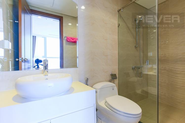 Phòng Tắm 2 Căn hộ Vinhomes Central Park 2 phòng ngủ tầng cao Landmark 3 đầy đủ tiện nghi