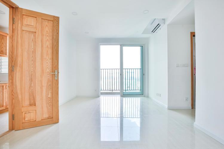 Căn hộ Vista Verde 1 phòng ngủ tầng trung T2 nhà trống