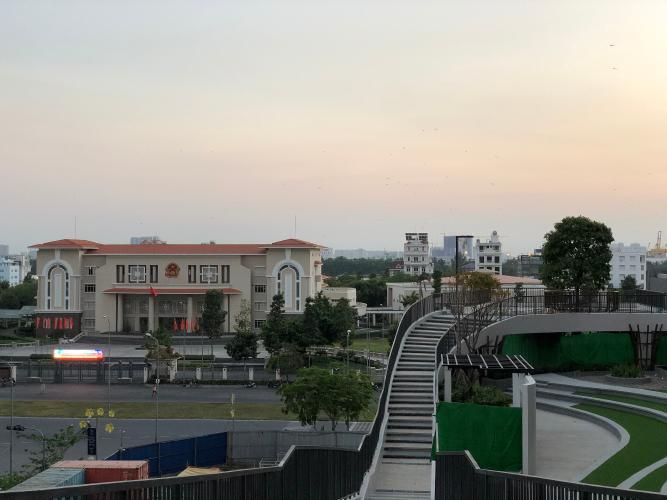 View ngoại khu Feliz En Vista Căn hộ Feliz En Vista tầng trung, đón view thành phố.